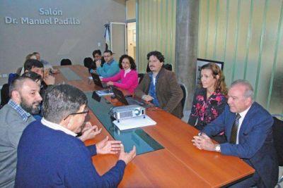 Estudian la implementación de energías renovables en la Legislatura de Jujuy