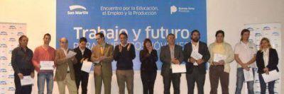 Katopodis resaltó que la educación y el trabajo son ejes de su gestión