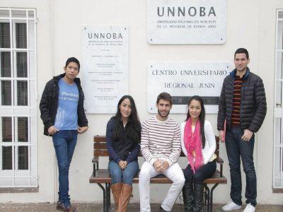 Vivir y estudiar en Junín, la mirada de los extranjeros universitarios