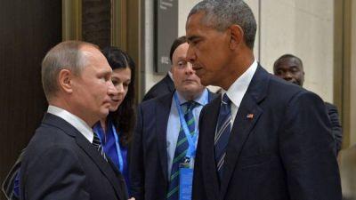 Obama y Putin fracasan en un acuerdo sobre Siria
