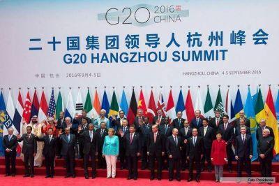 El presidente de China instó a reducir las desigualdades, en la apertura del G20