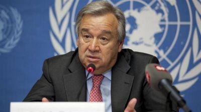 Ant�nio Guterres, el ex premier que tiene todos los n�meros para dirigir la ONU