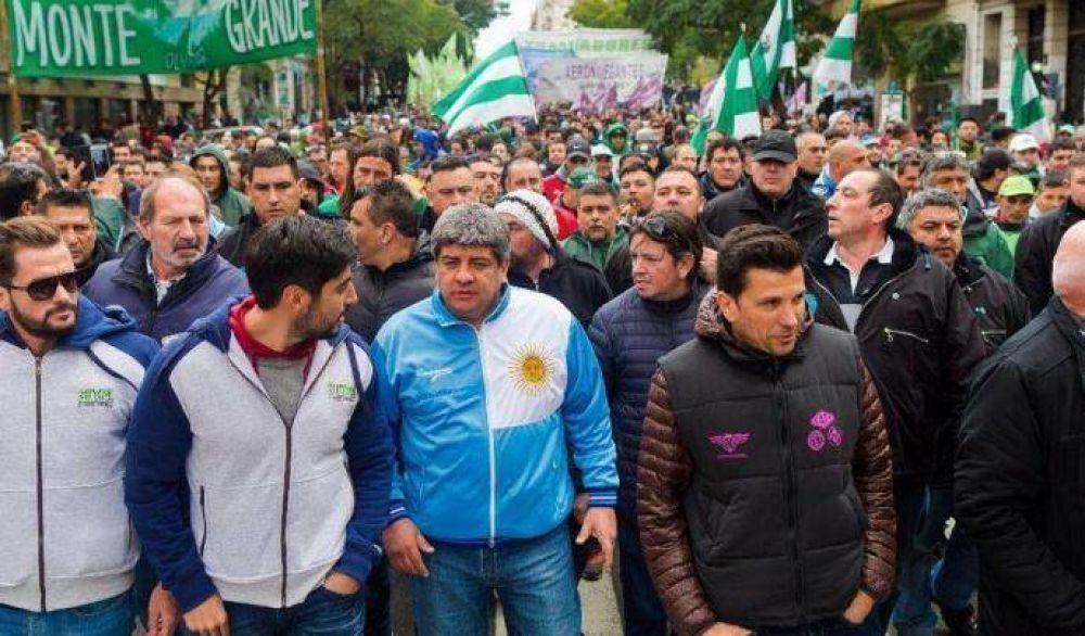 """Brey: """"Seguimos con los reclamos que no escuchó Cristina Kirchner"""""""