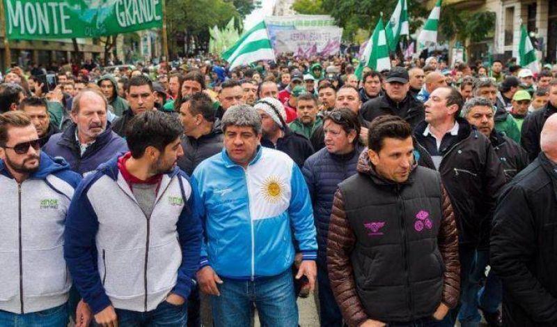 Brey: �Seguimos con los reclamos que no escuch� Cristina Kirchner�