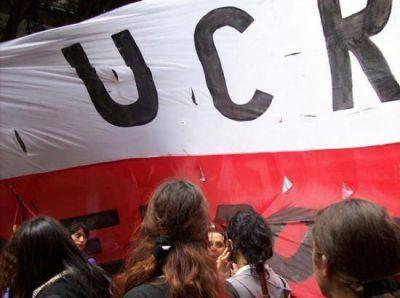 Legisladores de la UCR, enojados por el