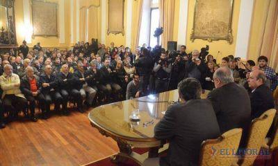 En Diputados se realizar� una reuni�n preparatoria con la reforma en agenda