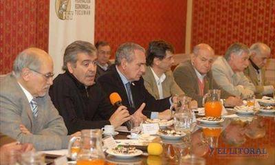 Desde el Plan Belgrano analizan reducir la presión tributaria