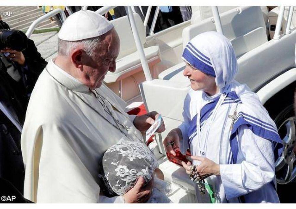 Video del Papa con la intención del mes de septiembre de 2016