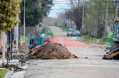 El municipio avanza con el plan de infraestructuras en los barrios