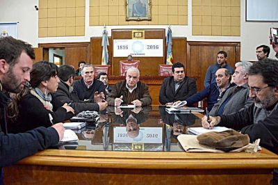 Se realizó la segunda reunión de trabajo con organizaciones nucleadas en CTEP