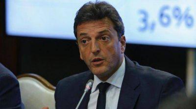 Massa le contestó a Macri por las críticas al plan para frenar las importaciones
