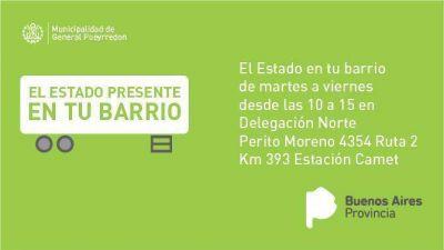 """""""El Estado en tu barrio"""" se traslada a la Delegación Norte"""