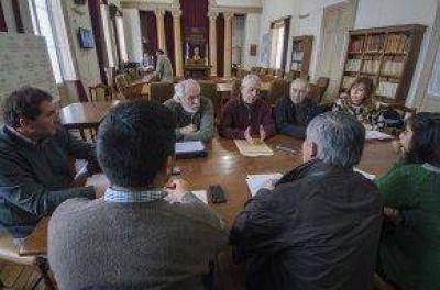 Continúan las reuniones del Comité de Transporte Público de Pasajeros