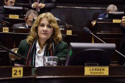 Lordén propuso crear el Instituto Provincial del Cáncer