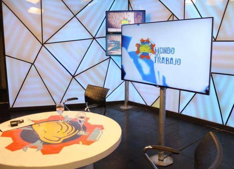 Lanzan programa de TV sindical dedicado a los trabajadores de la provincia