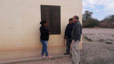 Aguas del Norte dialogó con vecinos de San Carlos