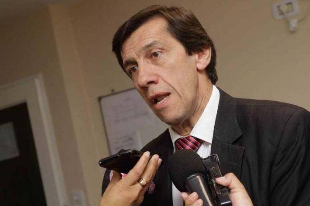 """Sadir: """"hemos sido claros y el gobernador también lo fue: no tenemos posibilidades de reabrir las paritarias"""""""
