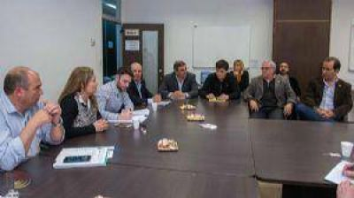 Dirigentes del agro y diputados analizaron los problemas del sector en la Provincia