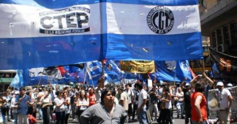 La CGT recibirá movimientos sociales con la mira puesta en ganar la calle