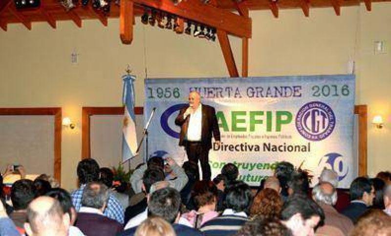 La AEFIP celebró sus 60 años