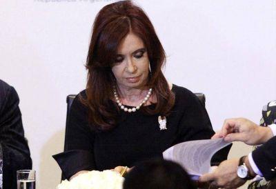 Cristina Kirchner pidió ser sobreseída en la causa
