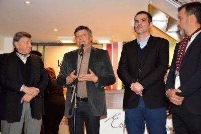 El gobernador inaugur� el Espacio Origen Chaco: