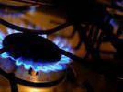 El gas mayorista aumentará hasta 21% en dólares cada seis meses