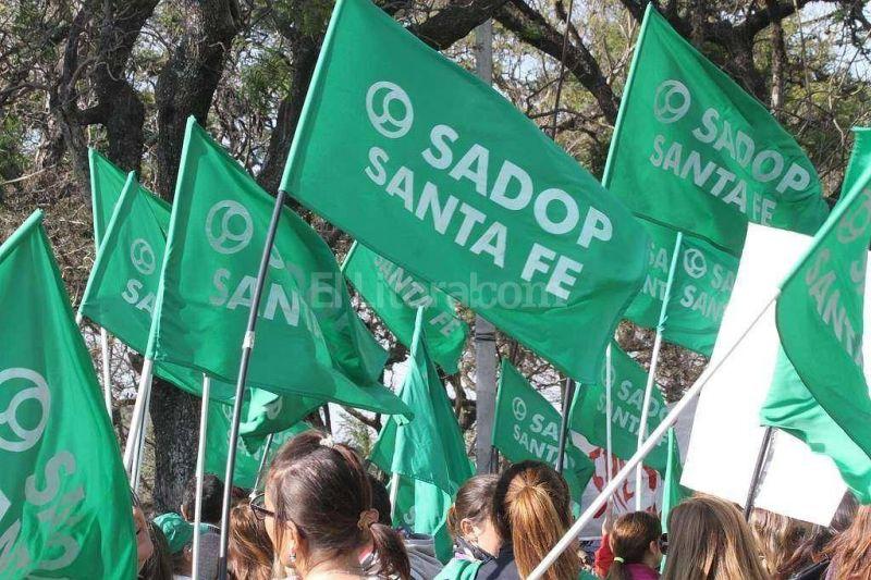 Sadop insiste con la reapertura de las paritarias