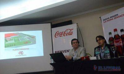 Proyectan que la planta embotelladora de Coca Cola inicie su operatividad en 2019