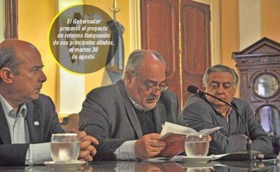 Diputados debate por destino del proyecto de reforma constitucional