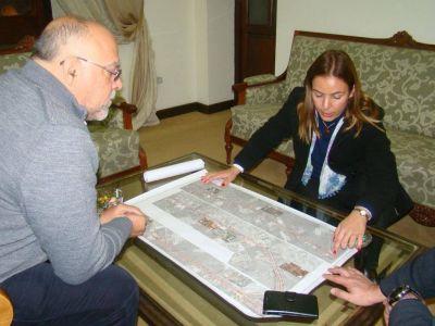 Reunión entre Nación y Provincia por plan de obras sobre Ruta Nº12