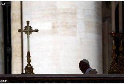 Próximas celebraciones presididas por el Papa Francisco