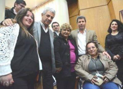 Proyectos presentados a la Direcci�n de Discapacidad de la Naci�n llegan a $2 millones