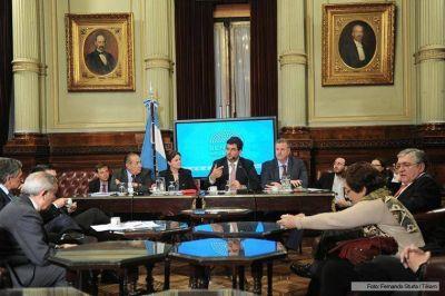 Eugenio Burzaco alertó sobre la penetración del narcotráfico en el Estado
