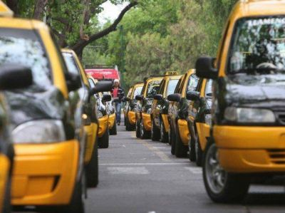 El líder de los taxistas mendocinos no quiere