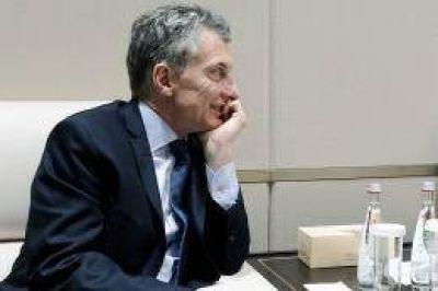 Macri inaugura el nuevo centro de transferencia de cargas en Villa Soldati