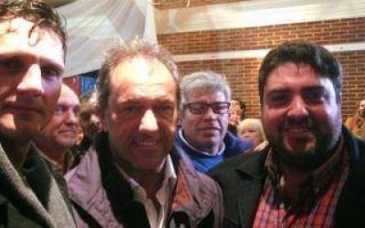 Scioli reuni� a dirigentes de la Segunda Secci�n en San Nicol�s