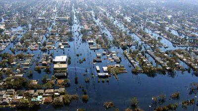 Mapa de zonas inundables: la UNLP busca evitar una nueva tragedia