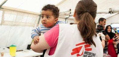 Campaña de Médicos Sin Fronteras en Salta