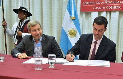 Funcionarios nacionales recorrerán los municipios que forman parte del Plan Nacional Hábitat Salta