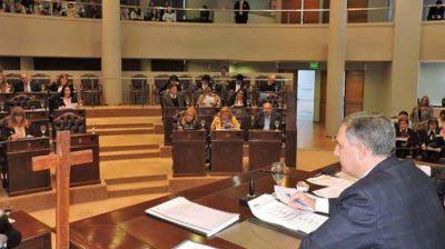 Envían a comisión el decreto la Emergencia Sanitaria provincial