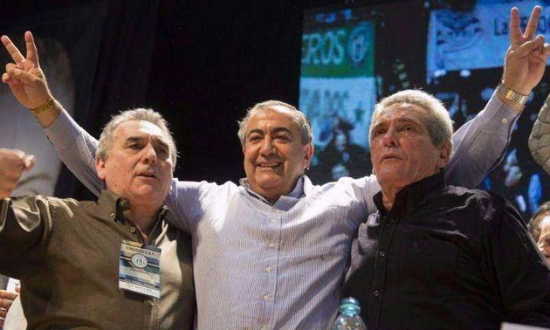 ¿Unidos o dominados? El sindicalismo se parte en el laberinto de la interna peronista