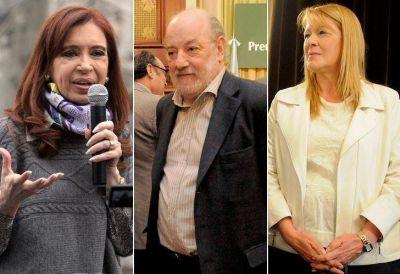 Desestiman la denuncia de CFK contra Stolbizer y Bonadio