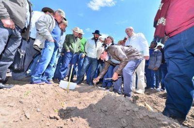 Desde el gobierno provincial saludaron a los productores agropecuarios en su día