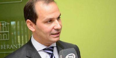Martín Olivero: críticas a la ministra Alagia por los incendios y preocupación por la falta de trabajo en La Punta