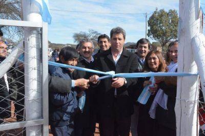 El Gobierno construirá 165 casas en Valle Fértil