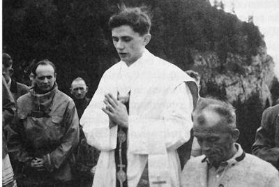 El amor juvenil de Ratzinger y los de los demás Papas