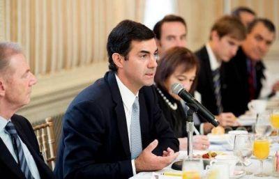 Juan M. Urtubey se reune con el Grupo Esmeralda