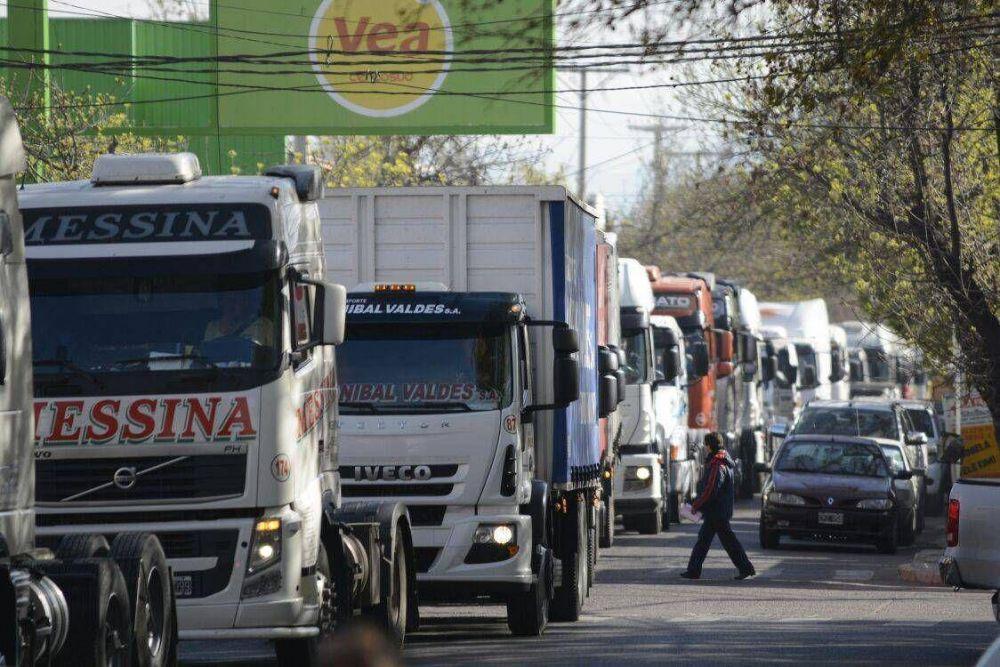 Parador Uspallata: camioneros pedirán la inconstitucionalidad