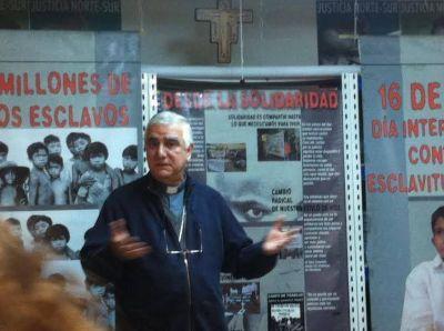 """Mons. Lozano: """"Si la misericordia está en el corazón se siente en el bolsillo"""""""